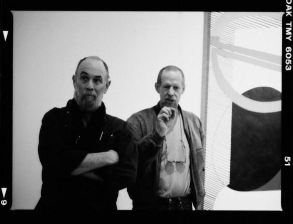 Gus Blaisdell and Allan Graham