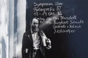 Gus Blaisdell by Lewis Baltz