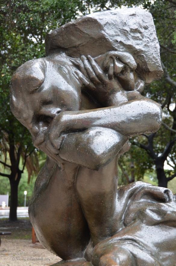 Rodin Meditations©Nicole Blaisdell Ivey